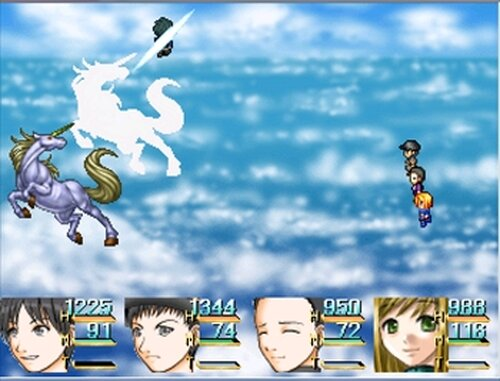 END OF FANTASY ~Ver0.80~ Game Screen Shot4