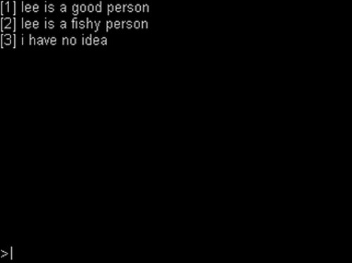 open mind (english edition) Game Screen Shot2