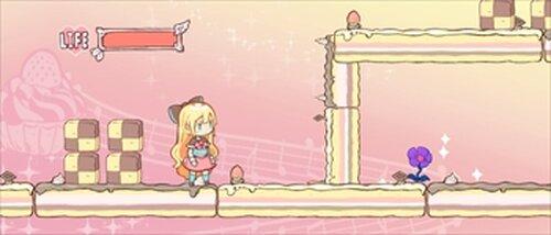 少女セピアと魔法の本 Game Screen Shot5