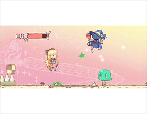 少女セピアと魔法の本 Game Screen Shots