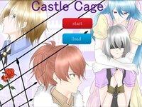 Castle cage