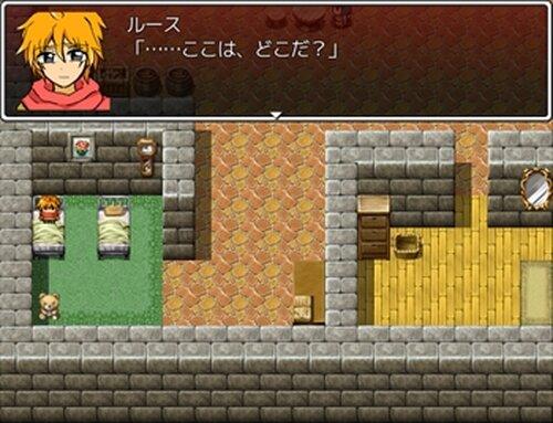 奈落ヘト至ルユメ Game Screen Shot2