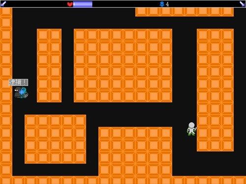 刑事ニンニン Game Screen Shot