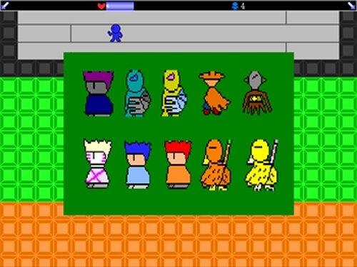 刑事ニンニン Game Screen Shot3