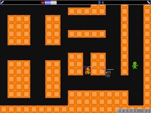 刑事ニンニン Game Screen Shots