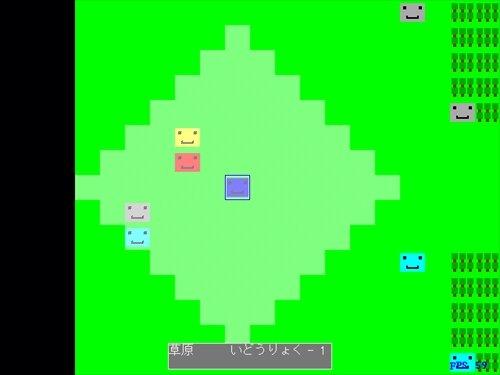 青パンフレット君と仲間+ Game Screen Shot1