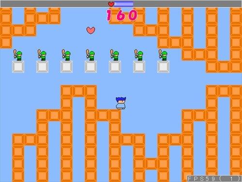 ヤシーユのベーシックアクション Game Screen Shot1
