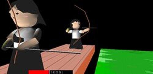 おさる弓道物語 Game Screen Shots