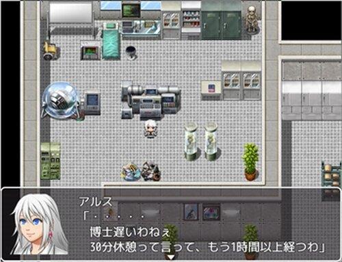 新人研究員の失敗 Game Screen Shot2