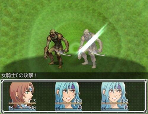 Battle of Destiny Game Screen Shot2