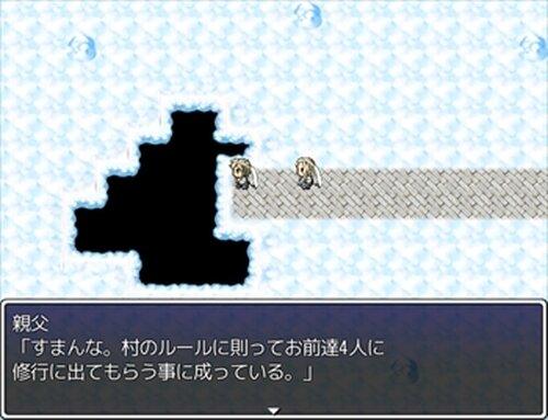 天使たちの。。。 Game Screen Shot2
