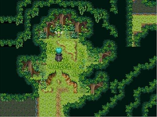 忘れ去られた散水塔と追跡者の詩 Game Screen Shot4