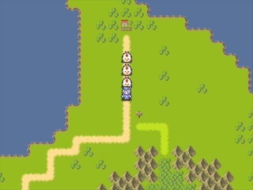 とてもマルチな物語 Game Screen Shot1