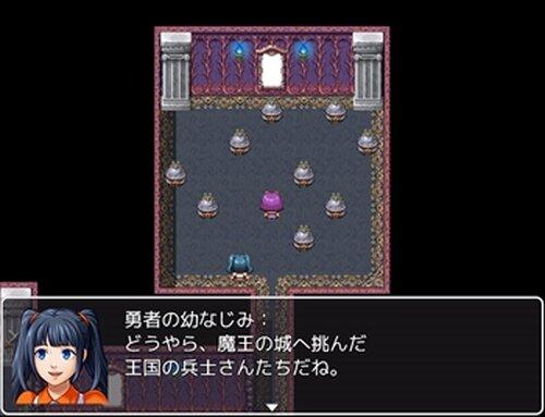 お兄ちゃん勇者伝 Game Screen Shots