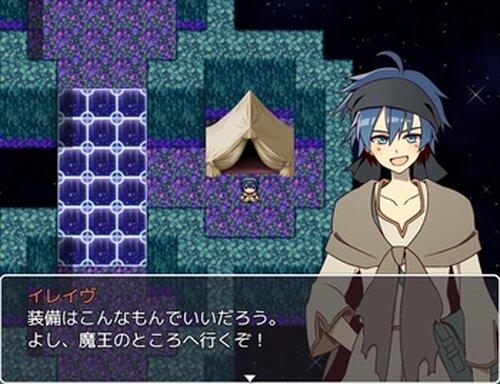 即席装備の勇者サマ! Game Screen Shots