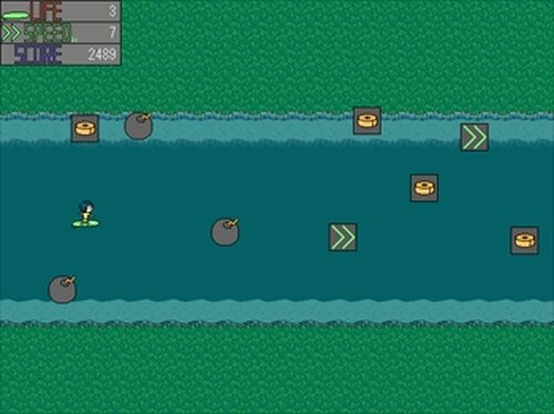 サーフィングフロー Game Screen Shot2