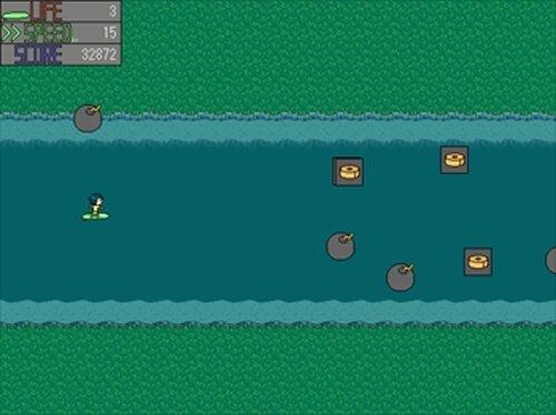 サーフィングフロー Game Screen Shot3