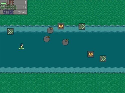 サーフィングフロー Game Screen Shots