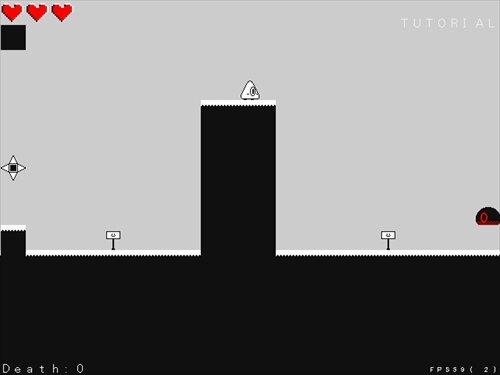 走れ!モノくん Game Screen Shot1
