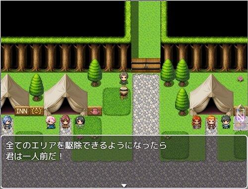 Zeke【ナツキ編】 Game Screen Shot1