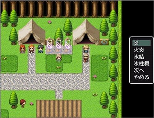 Zeke【ナツキ編】 Game Screen Shot4