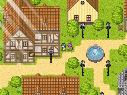 白騎士旅記[試作版] Game Screen Shot