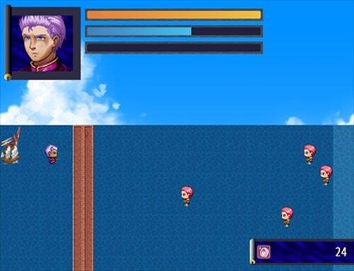 THE FLEETER(ザ・フリーター) Game Screen Shot3