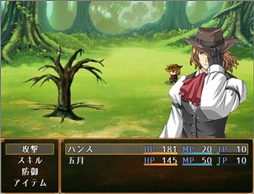 神殿騎士物語 Game Screen Shot5