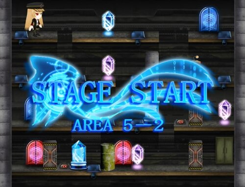 QUESTION SOLDIER Game Screen Shot1