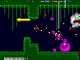 パイロマンサーSTG Game Screen Shot2