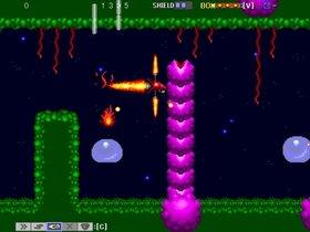 パイロマンサーSTG Game Screen Shot5