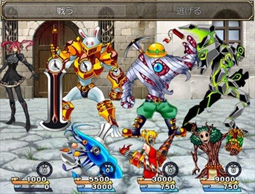 Black_Master Game Screen Shot2