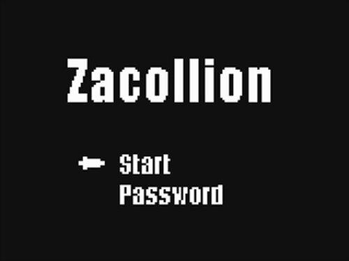 ザコリオン Game Screen Shot2