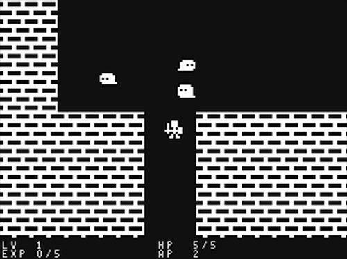 ザコリオン Game Screen Shot3