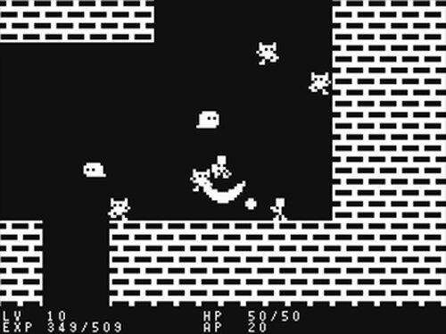 ザコリオン Game Screen Shots
