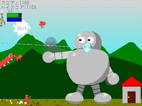 セキュリティロボ Game Screen Shot4