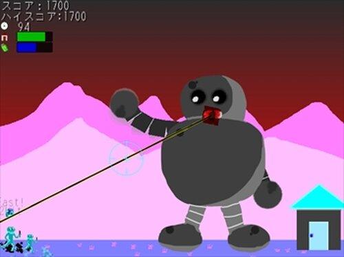 セキュリティロボ Game Screen Shot5
