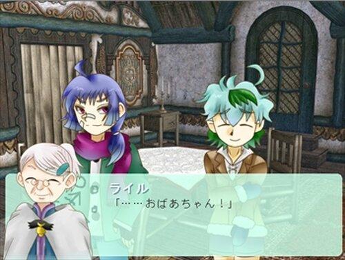 魔女のおばあちゃんとの日々~DL版~ Game Screen Shot4