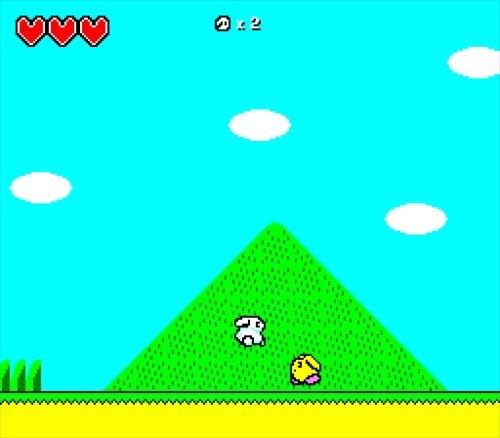 モココアドベンチャー Game Screen Shot