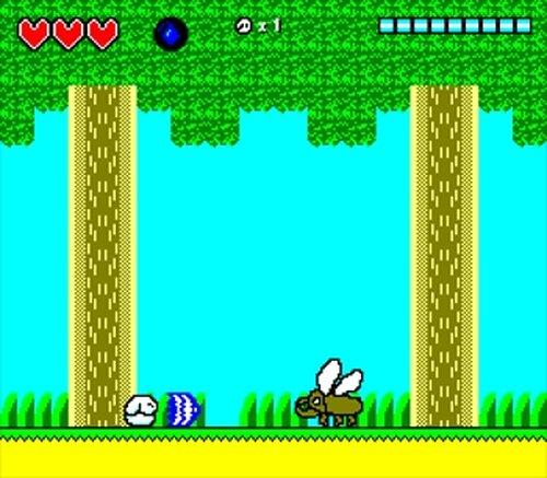 モココアドベンチャー Game Screen Shot4