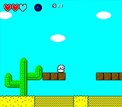 モココアドベンチャー Game Screen Shot5