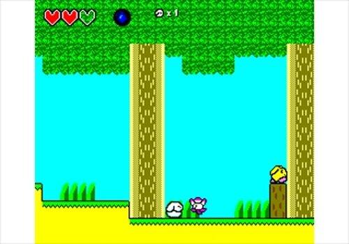 モココアドベンチャー Game Screen Shots
