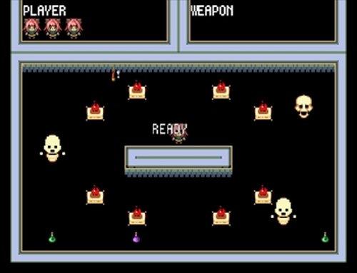 デンとメメのおばけ退治! Game Screen Shots
