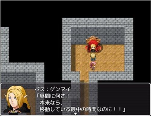 お化け屋敷ビオレの災難 Game Screen Shot4