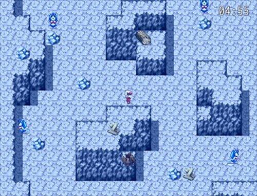 シェームの漂流記 Game Screen Shots