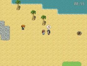 海の家でアイスクリーム大作戦! Game Screen Shot2