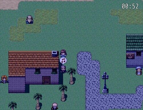 海の家でアイスクリーム大作戦! Game Screen Shot5
