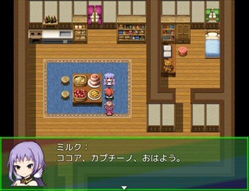 小さな不思議の迷宮 Game Screen Shot3