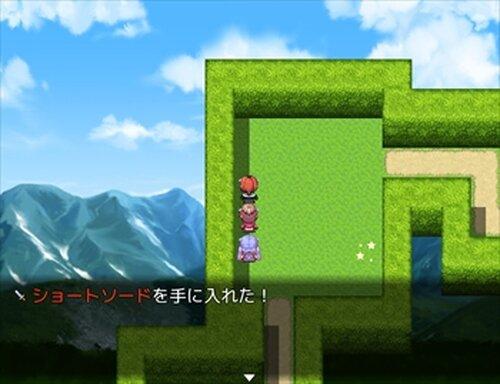 小さな不思議の迷宮 Game Screen Shot5