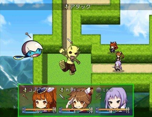 小さな不思議の迷宮 Game Screen Shots